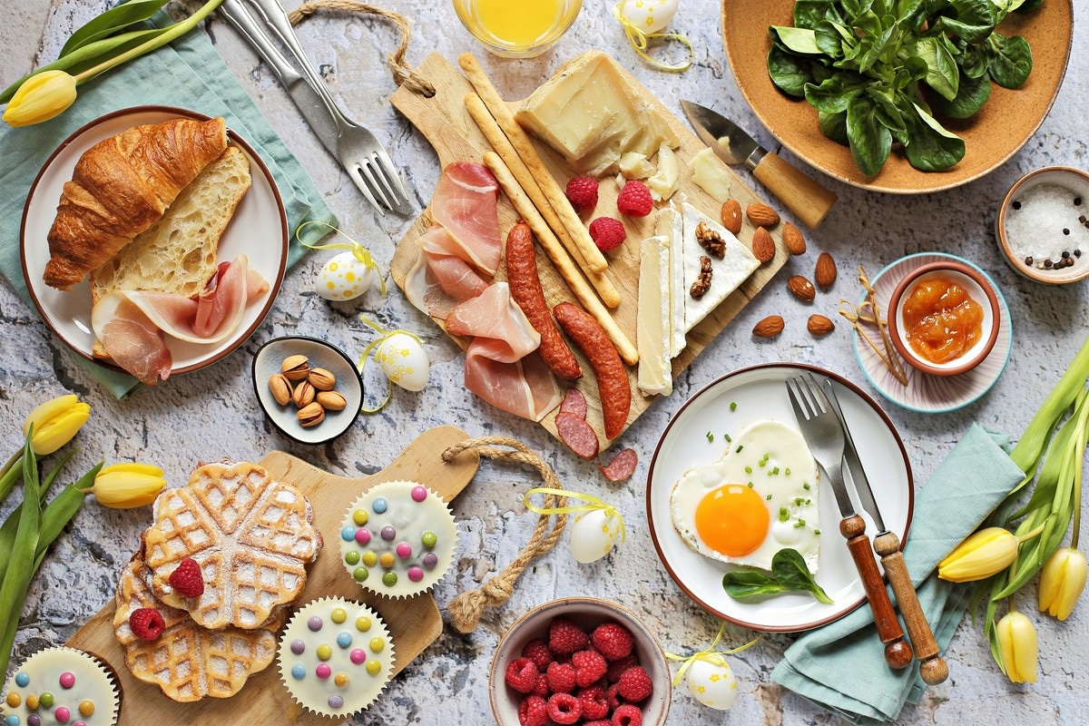 6 Of The Most Indulgent Easter Brunches In Singapore ...