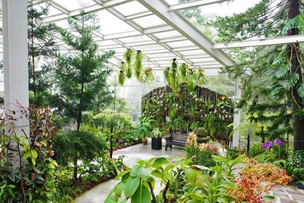 N Parks Botanical Garden