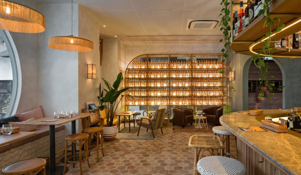 Instagrammable Bars CafesSingapore