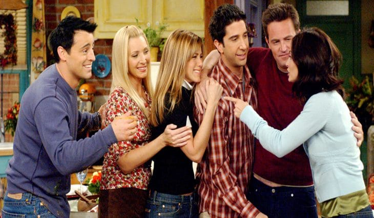 25 Quotes In Honour Of The Friends Reunion To Brighten Up Your Day