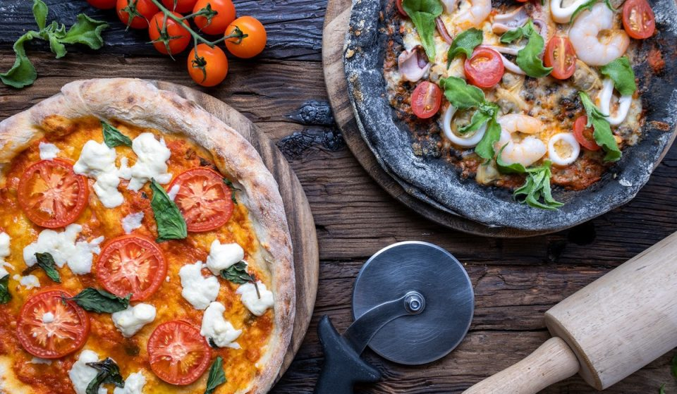 Japanese Meets Italian Cuisine At This Hot New Pizza Joint In Singapore