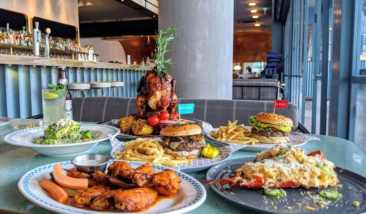 6 Delicious American Eateries In Singapore In Honour Of Independence Day