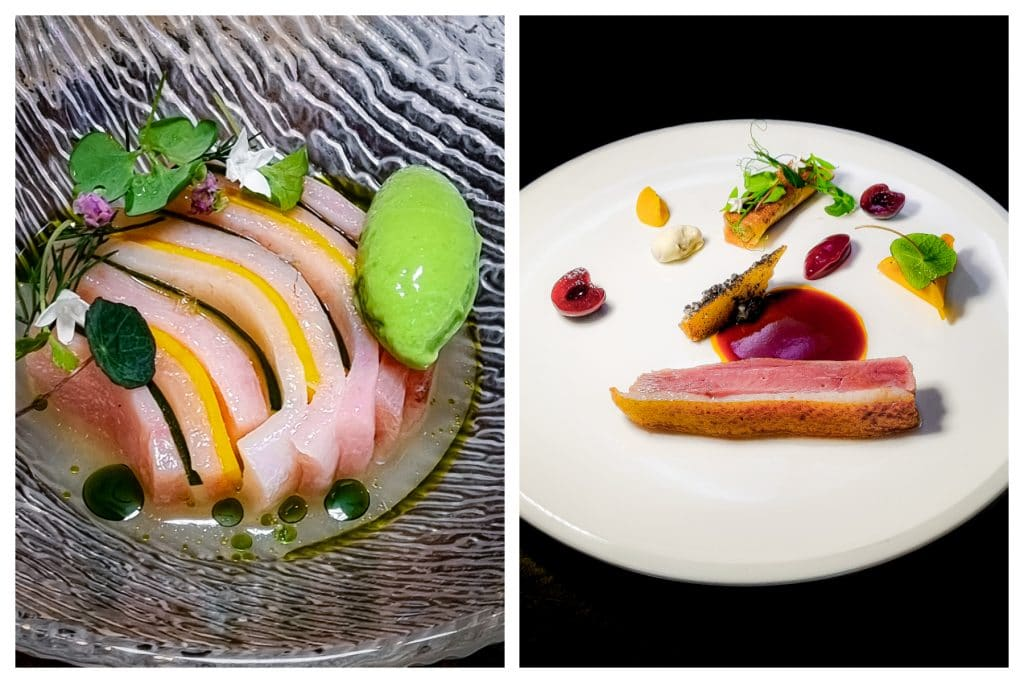 Ignite Your Palate With This Michelin-Starred Five-Course Dinner With Wine Pairings