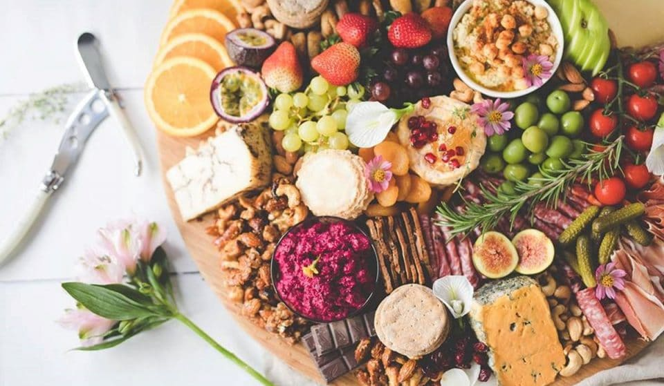 7 Magnificent Shared Platters To Have At Home Or With Friends