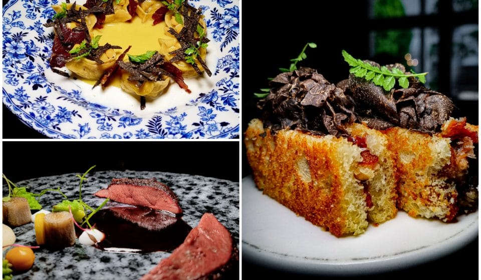 Ignite Your Senses With A Five-Course Feast With Italian Wine At This Michelin-Starred Restaurant