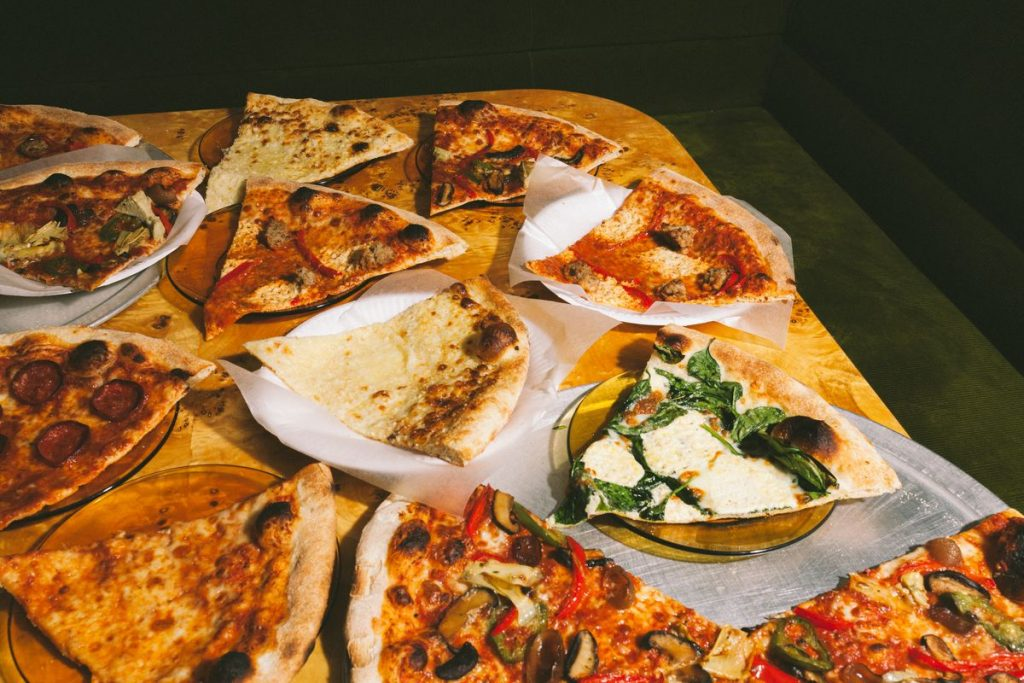 New York Pizza Singapore