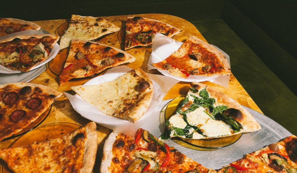 This Hot New Singapore Pizza Joint Serves Delicious Oversized Pizza Pies