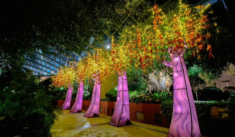 Celebrate The Mid-Autumn Festival At These Insta-Worthy Singapore Light Displays