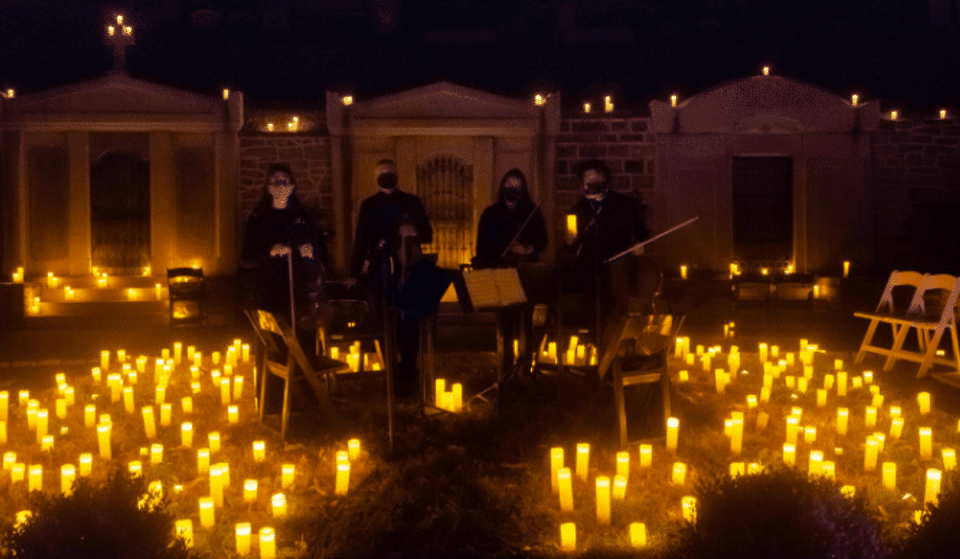Chilling Halloween Candlelight Concerts Are Coming To Singapore