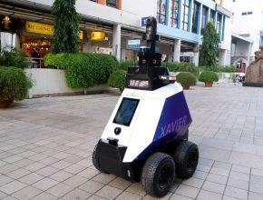 Singapore's New Robot Police Are Here And Singaporeans Have Some Thoughts
