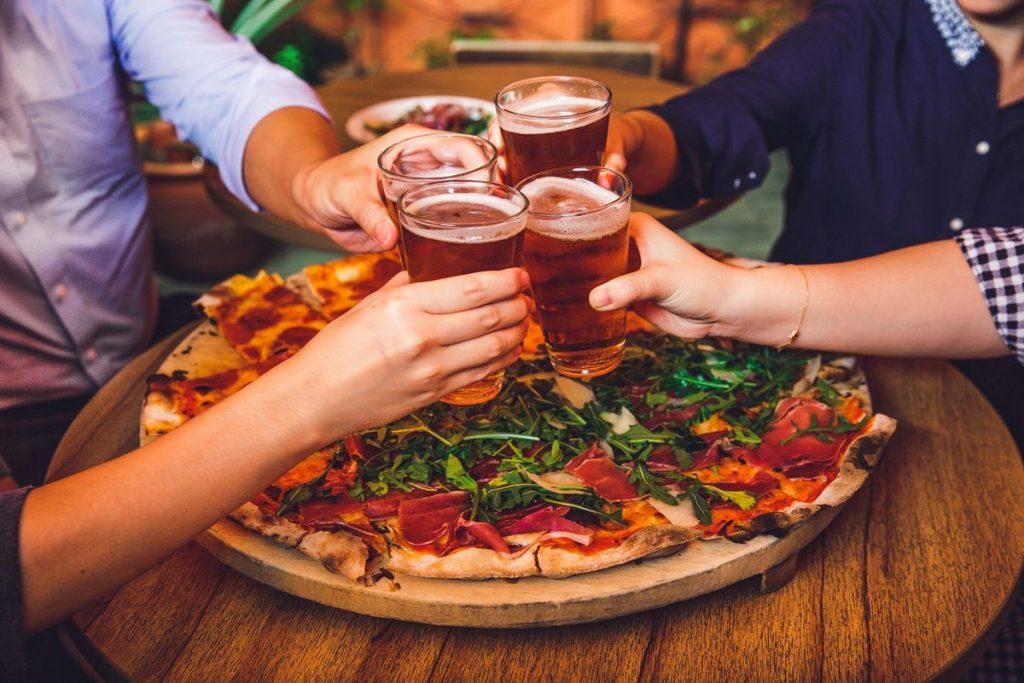 Best Pizza Beer Singapore