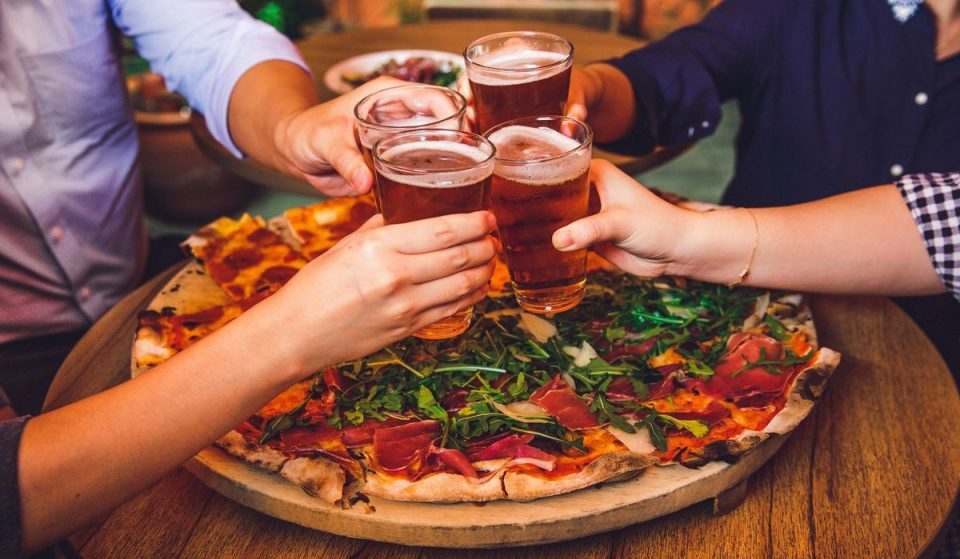 The Best Pizza Places In Singapore To Celebrate Beer & Pizza Day