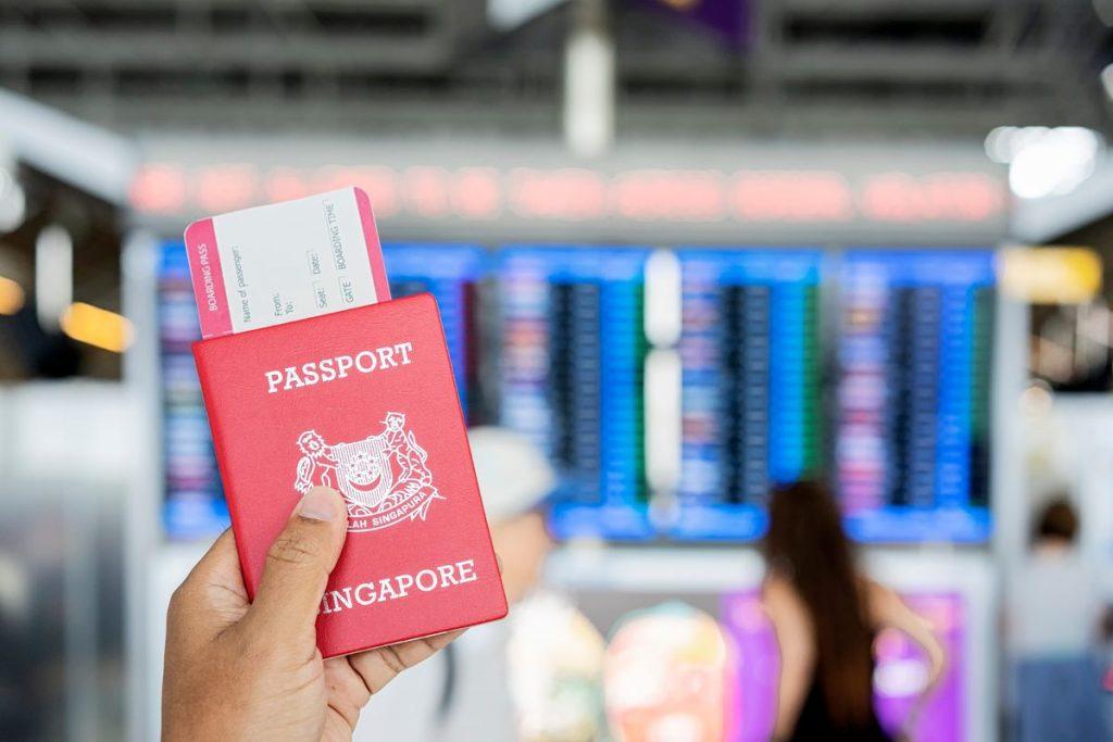 Singapore Best Passport Worldwide