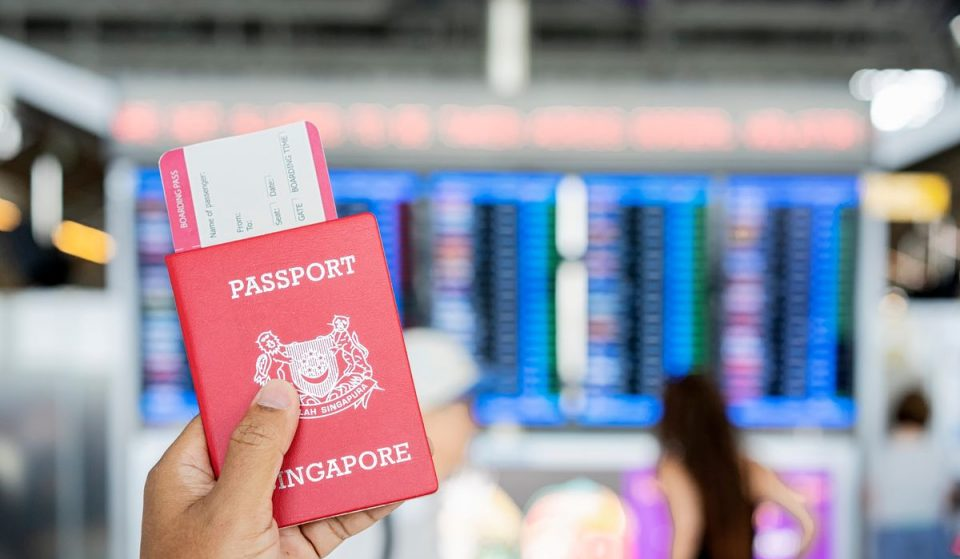 Singapore & Japan Have The Most Powerful Passports In The World