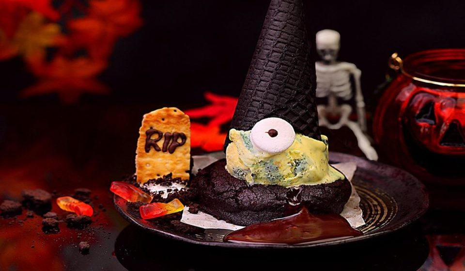 You Can Get Bizarre Halloween Lava Cookies At This Yummy Ice Cream Shop
