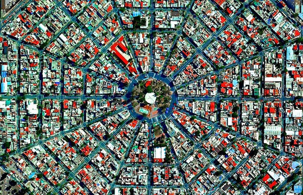 52 Of The Most Beautiful Bird's-Eye Views Of Cities Around The World