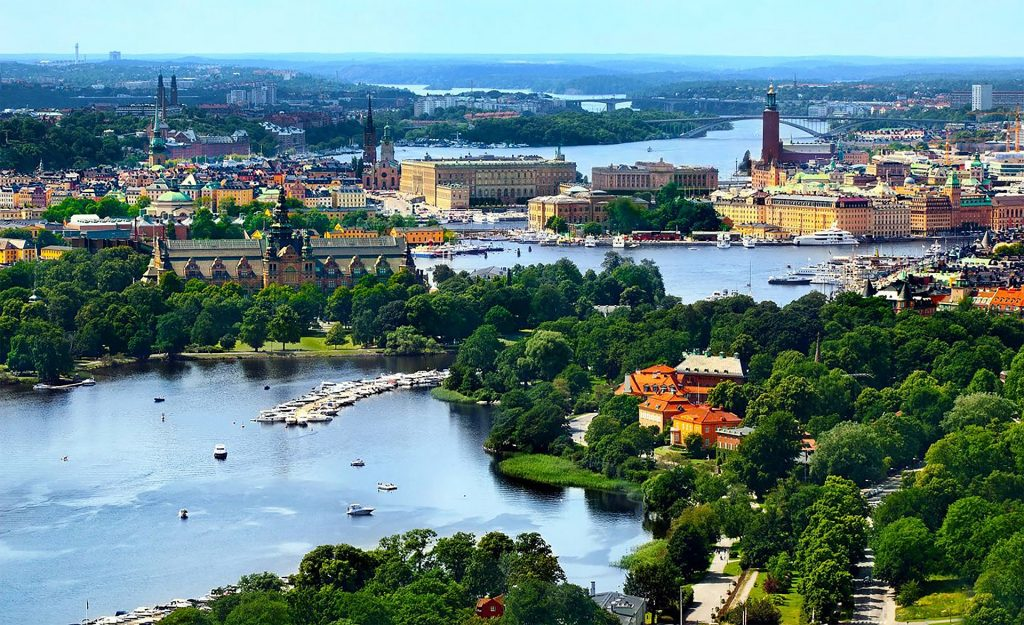 Sweden Has The 4th Highest Non-Native English Proficiency In The World