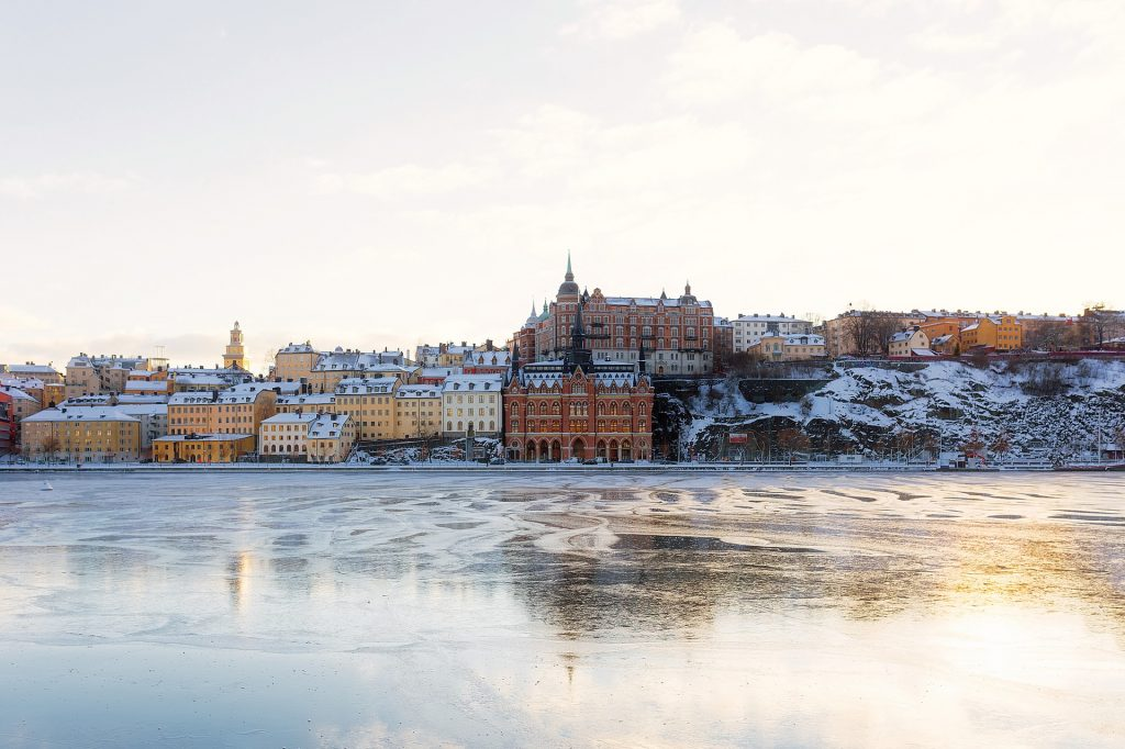 10 Festive Photos Of Stockholm As We Approach The New Year
