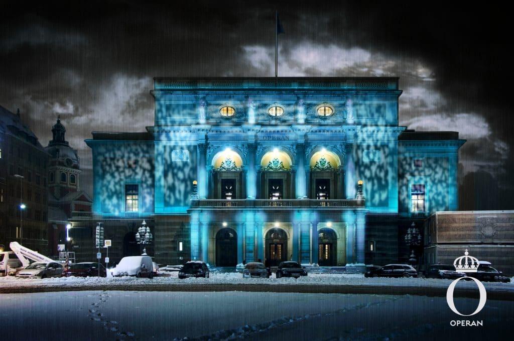 7 Stunning Photos Of Stockholm Illuminated By Nobel Week Lights