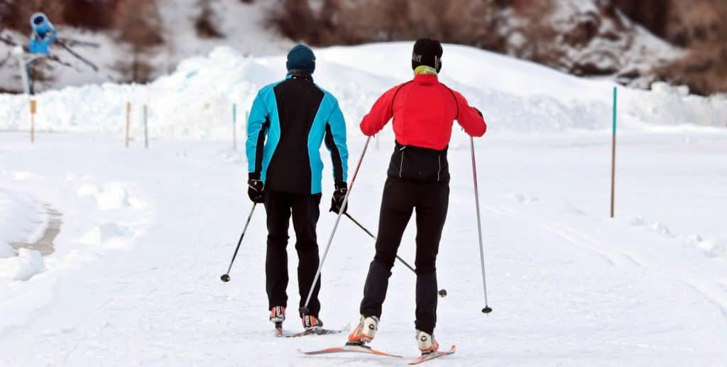 Stockholm's Ski Trails Are Beginning To Open But Skating Rinks Cannot