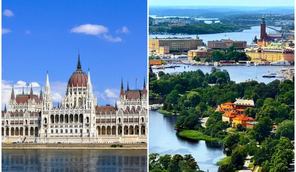 Study Finds That By 2050 Stockholm Will Have The Climate Of Budapest