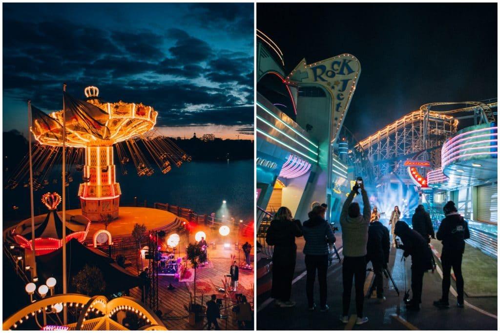 Stockholm's Gröna Lund Theme Park Will Reopen This Spring