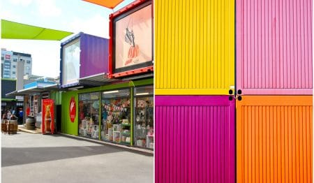 Pop-Up Cafes And Shops Will Appear In Shipping Containers Across The City