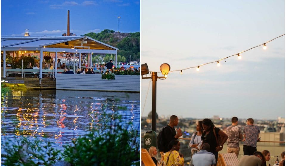 5 Seriously Special Bars With Beautiful Terraces In Stockholm