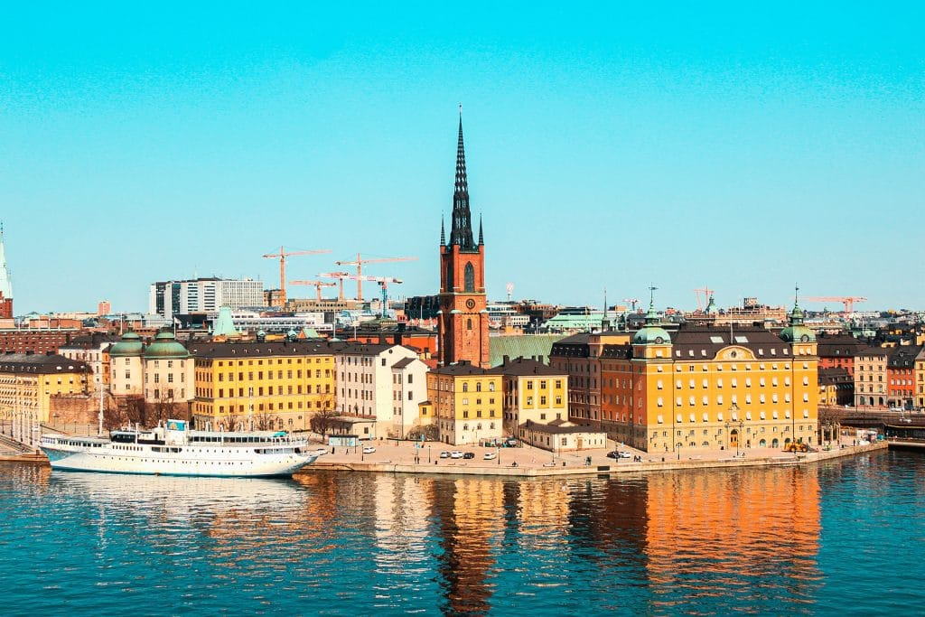 World Happiness Report Puts Sweden In Sixth Place This Year