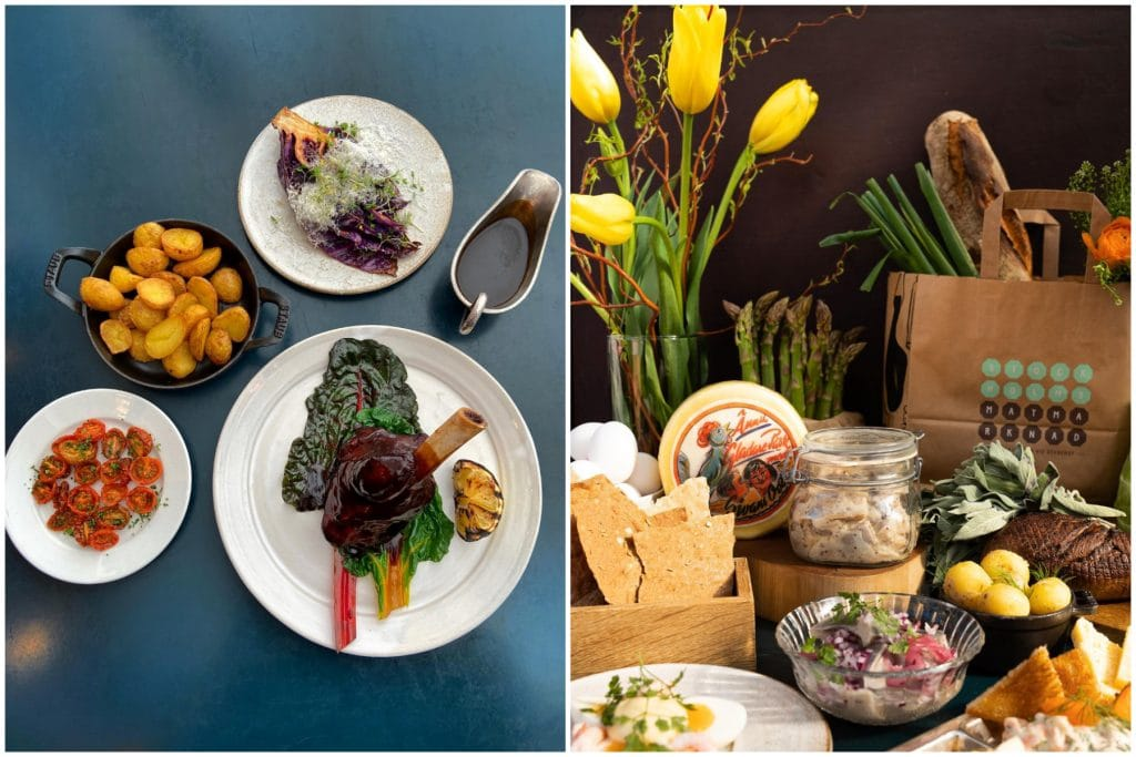 Where To Order Delicious Easter Takeaway In Stockholm