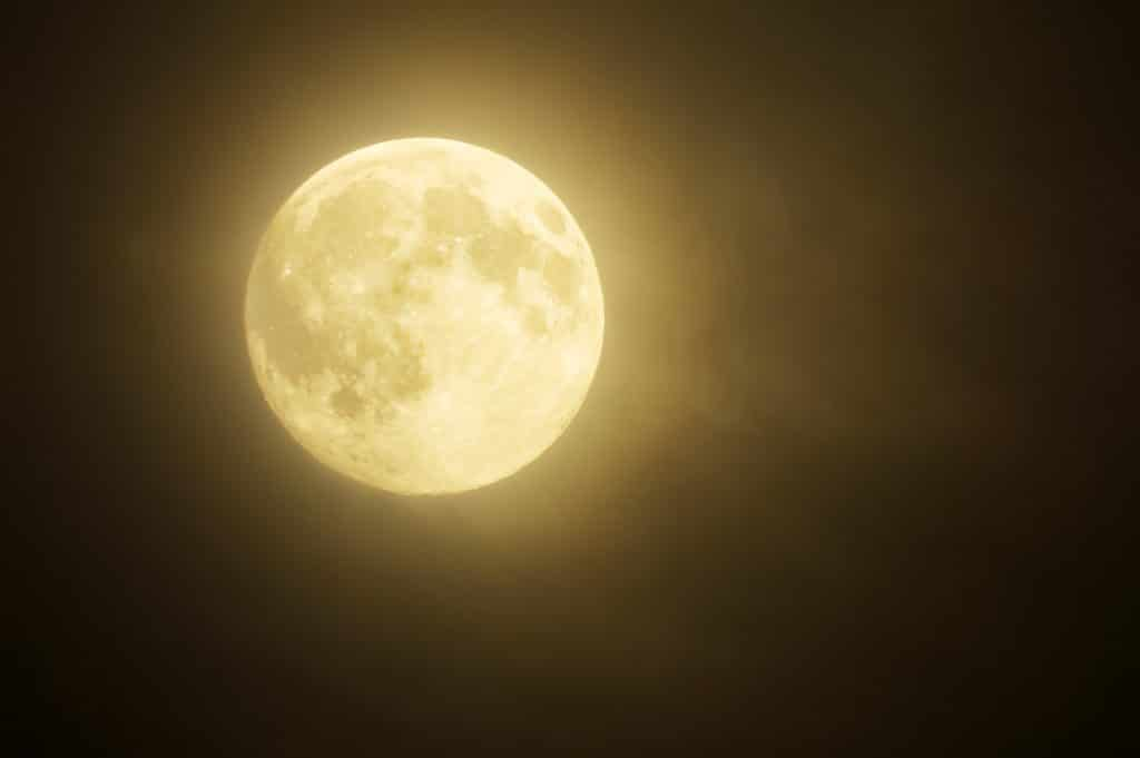 April And May Will See Two 'Supermoons' Shine Over Stockholm