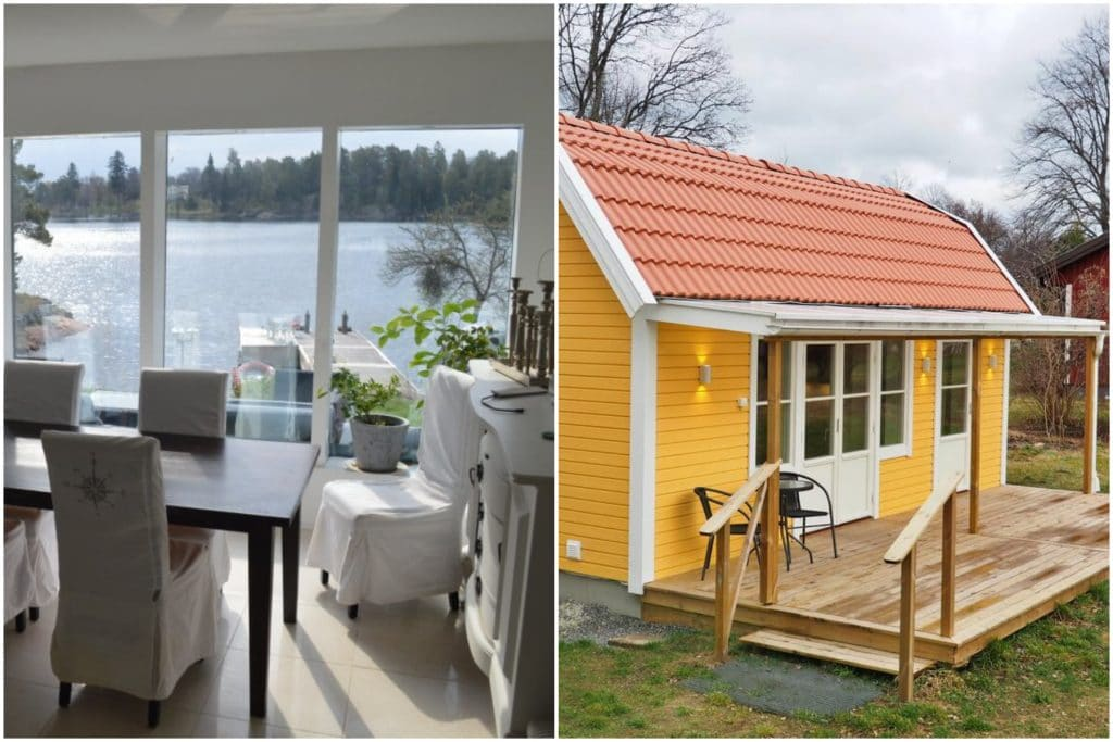 6 Tranquil Summerhouses Available To Rent Near Stockholm