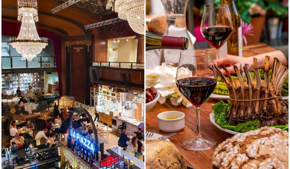 Check Out Stockholm's Giant Italian Foodhall With Delicious Dishes • Eataly