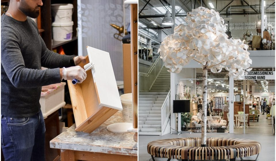 Ikea Has Opened Its First Permanent Second Hand Superstore In Eskilstuna