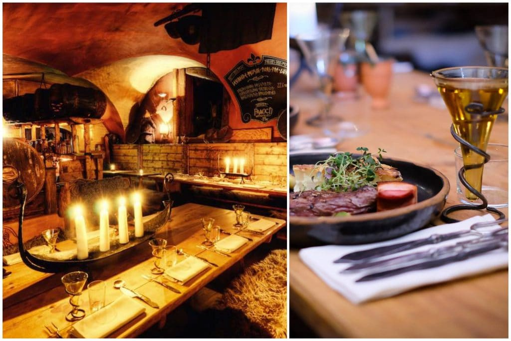 Feast Like A Viking At The World's Only Viking Krog In Stockholm • Aifur
