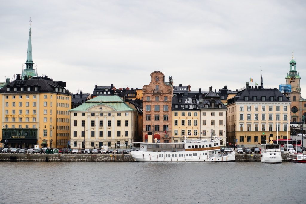 Stockholm Has Climbed 61 Spots To Become The World's 72nd Most Expensive City