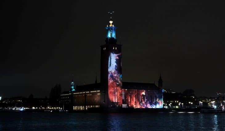 The Stunning Nobel Week Lights Will Be Back This Winter