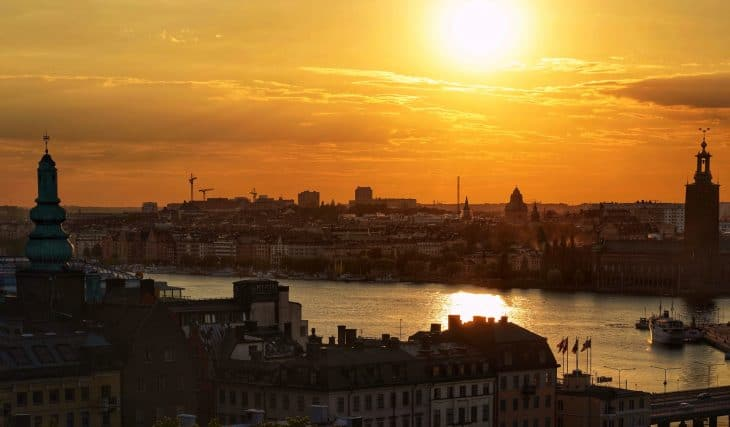 June 2021 Was The Hottest Ever Been Recorded In Stockholm