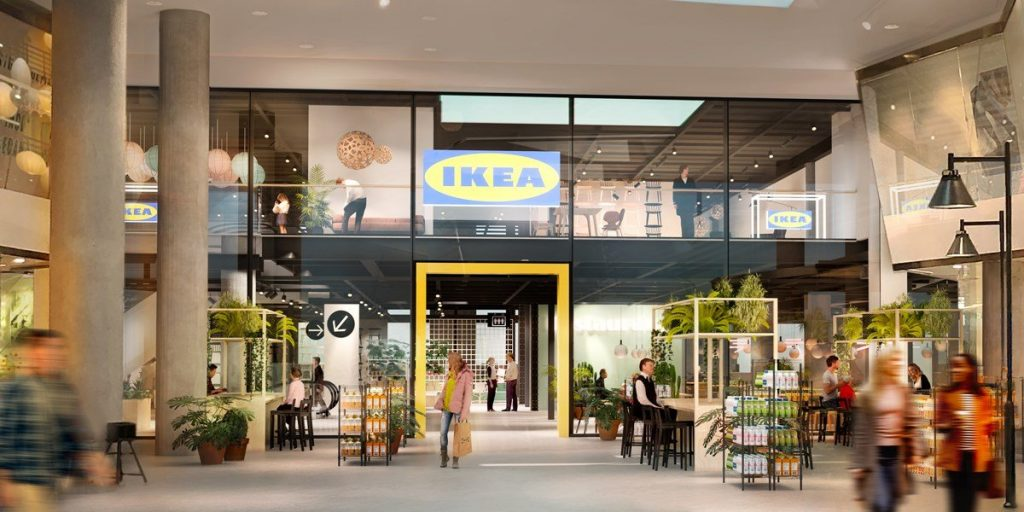 A Huge New Ikea Store Is Opening In Stockholm And It's Super Central