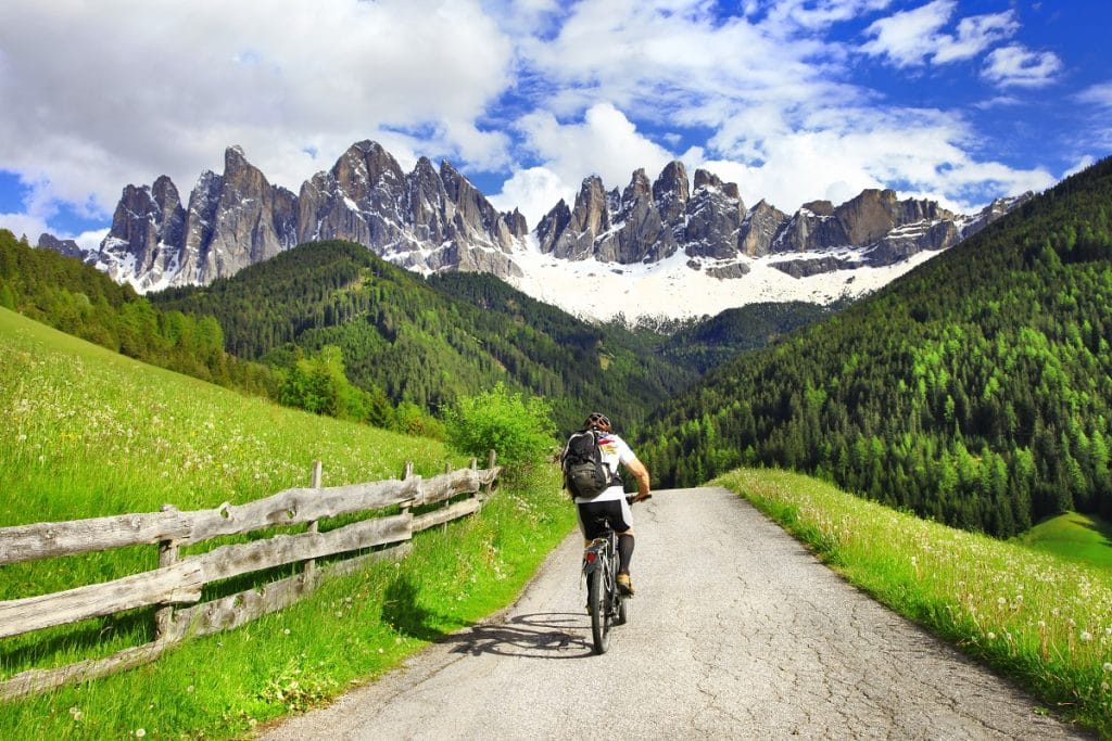 These Amazing European Cycle Trails Span The Length And Width Of The Continent