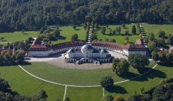 7 historische Anekdoten des Schlosses Solitude