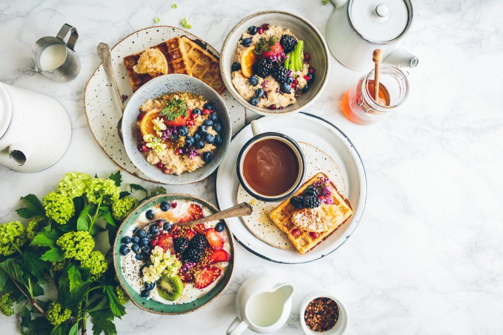 Abwechslung gefällig? Wir stellen euch fünf ausgefallene Frühstücks-Ideen vor