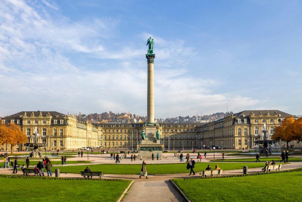 Unsere 3 Lieblingsdenkmäler in Stuttgart