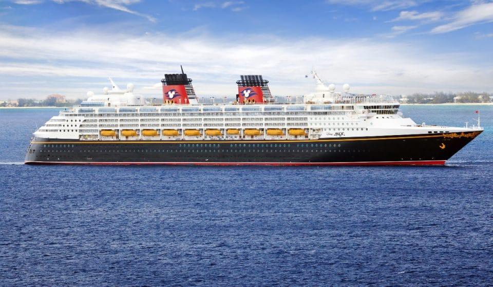Disney hat sein neues Kreuzfahrtschiff enthüllt: So sieht es aus