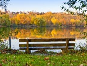 Im Max-Eyth-See soll eine Fontäne gebaut werden
