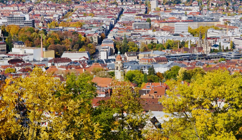 9 kostenlose Aktivitäten in Stuttgart