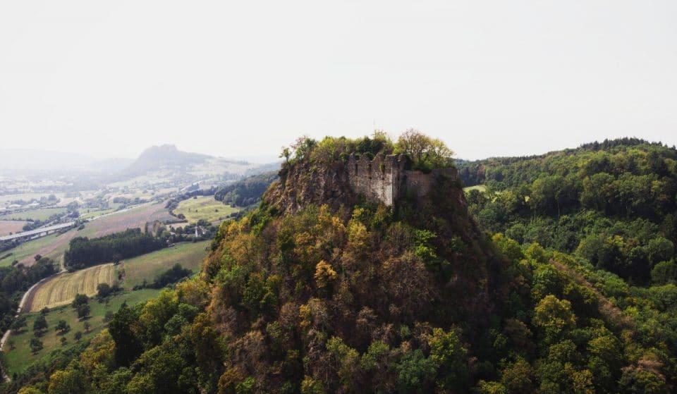 Auch in Baden-Württemberg gibt es Vulkane
