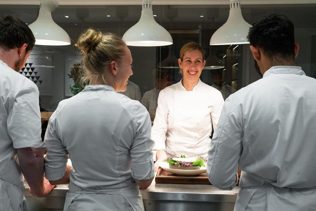 Clare Smyth, The Creator Of The Infamous Masterchef 67-Step Dessert Is Opening A Restaurant In Sydney