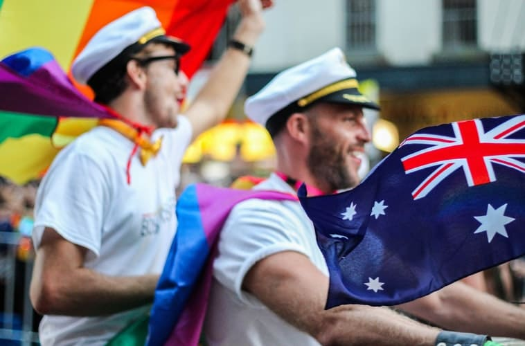 Sydney's Gay And Lesbian Mardi Gras Is Much More Than A Party