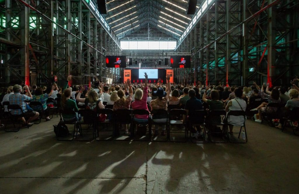 The Festival Of Dangerous Ideas Is Returning To Sydney In April